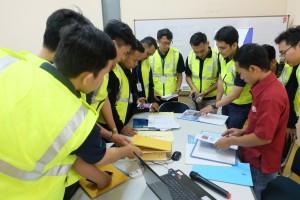 Dokumentasi Pembinaan Ahli K3 Umum Sertifikasi KEMNAKER RI 2017 Regional Yogyakarta- PT. Duta Selaras Solusindo13