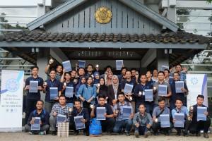 Dokumentasi Pembinaan Ahli K3 Umum Sertifikasi KEMNAKER RI 2017 Regional Yogyakarta- PT. Duta Selaras Solusindo19