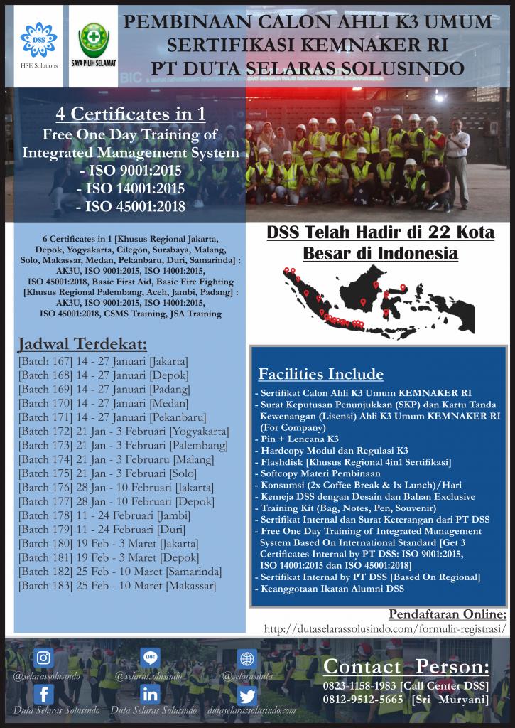 AK3U Kalender 2019